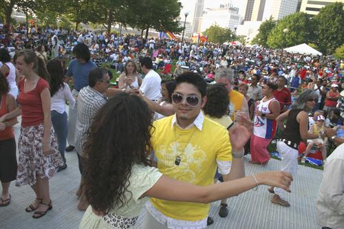 2010 Festival Latino Volunteer Application